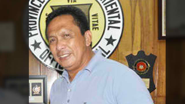 ARREST ORDER. Reelected Governor Roel Degamo awaits arrest after the Sandiganbayan affirmed graft and malversation charges against him over the alleged misuse of calamity funds.