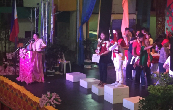 CHAMPIONS. Calabarzon dominates both individual and group events in the elementary  and secondary divisions in the recently concluded National Schools Press Conference 2017. Photo courtesy of DepEd