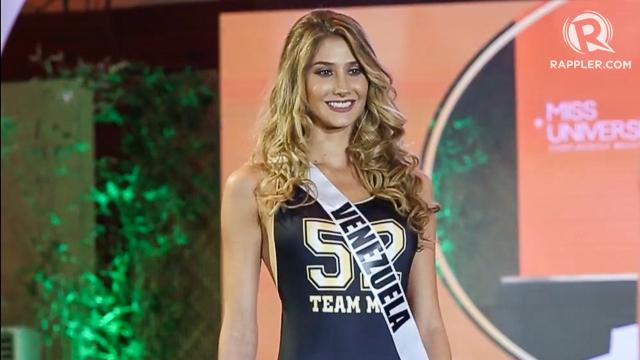 The contestants of Miss Universe 2016 in swinsuit presentation 20170118-miss_universe_swimsuit-001_7DD7ADF2D5FF4C789CC41B45A35BD03C
