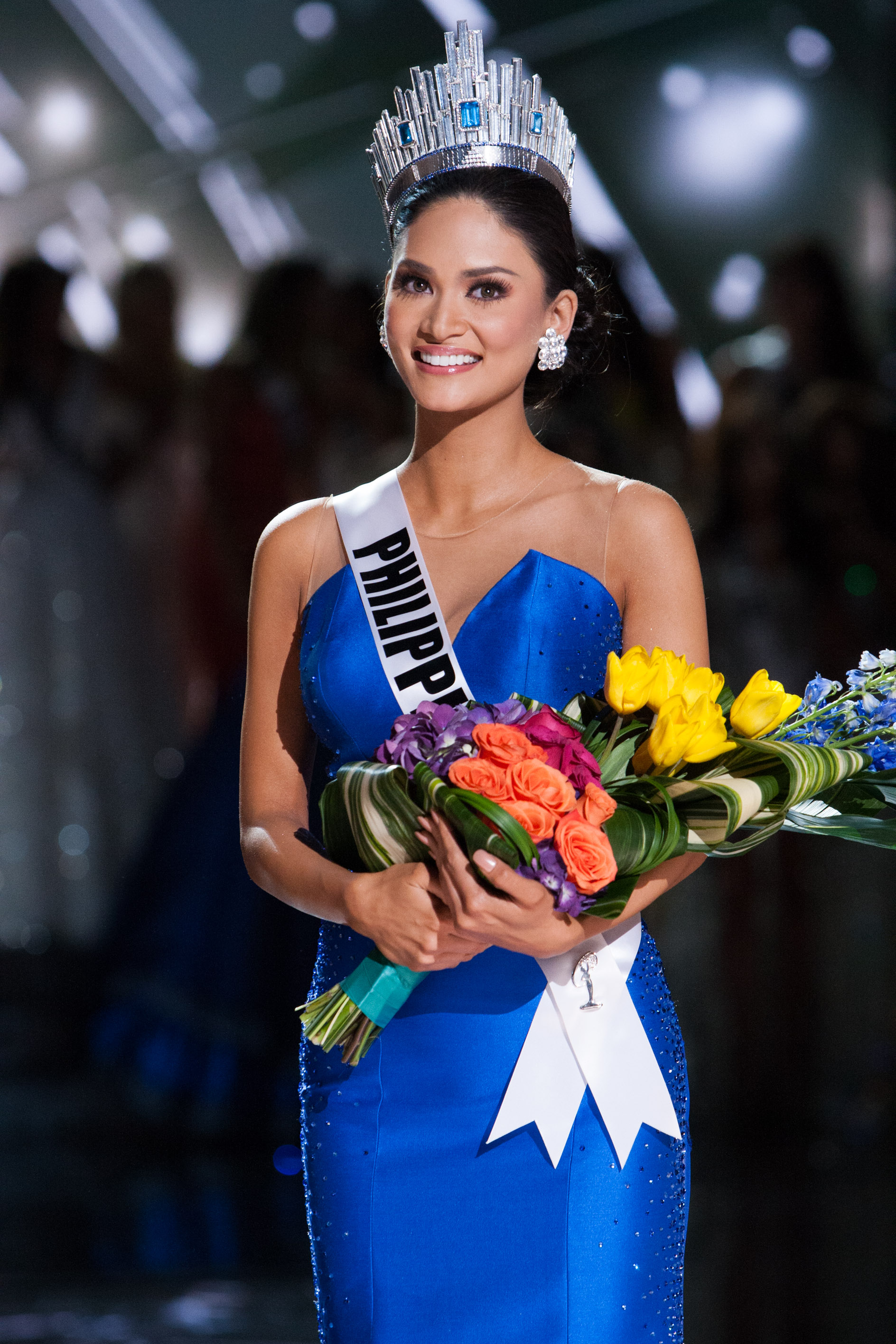 2015 Wsria Winners: IN PHOTOS: Miss Universe Crowns Through The Years